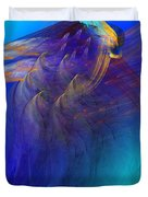 Abstract 090711 Duvet Cover