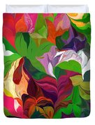 Abstract 090912 Duvet Cover