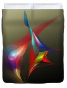 Abstract 091612a Duvet Cover