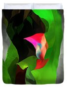 Abstract 091912a Duvet Cover
