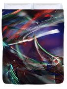 abstract 092111A Duvet Cover