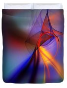 Abstract 101211 Duvet Cover