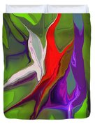 Abstract 101511 Duvet Cover