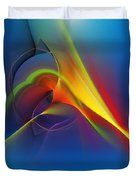 Abstract 101711 Duvet Cover