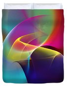Abstract 102511 Duvet Cover