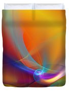 Abstract 110211 Duvet Cover