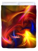 abstract 112811A Duvet Cover