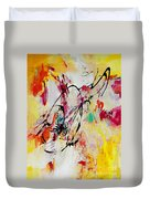 Abstract #118 Duvet Cover
