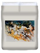 Abstract 210152 Duvet Cover