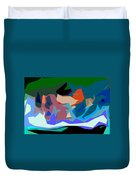 Abstract 28 Duvet Cover