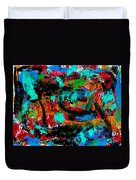 Abstract 5 Duvet Cover