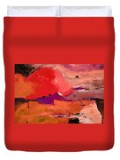 Abstract 695623 Duvet Cover