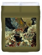 Abstract 7721901 Duvet Cover