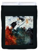 Abstract 881101 Duvet Cover