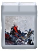 Abstract 8821013 Duvet Cover