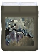 Abstract 8821205 Duvet Cover