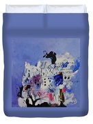 Abstract 8821501 Duvet Cover