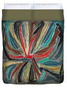 Abstract Art Sixteen Duvet Cover