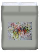 Abstract Calligraphy115 Duvet Cover