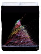 Abstract Christmas Tree 1 Duvet Cover