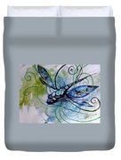 Abstract Dragonfly 10 Duvet Cover
