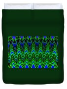 Abstract Fusion 125 Duvet Cover