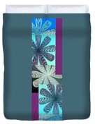 Abstract Fusion 149 Duvet Cover