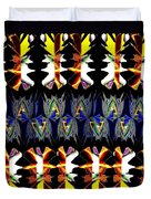 Abstract Fusion 156  Duvet Cover