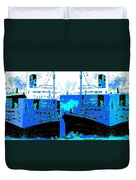Abstract Fusion 21 Duvet Cover