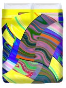 Abstract Fusion 31 Duvet Cover