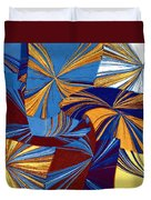 Abstract Fusion 34 Duvet Cover