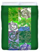 Abstract Fusion 42 Duvet Cover
