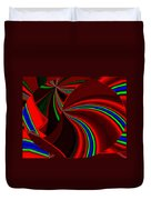 Abstract Fusion 49 Duvet Cover