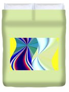 Abstract Fusion 50 Duvet Cover