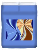 Abstract Fusion 66 Duvet Cover
