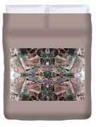 Abstract Fusion 68 Duvet Cover