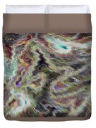 Abstract Pastel Art Duvet Cover