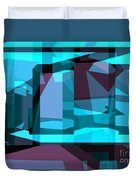 Abstract Sin 29 Duvet Cover