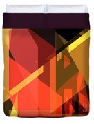Abstract Sin 31 Duvet Cover