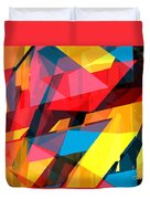 Abstract Sine L 14 Duvet Cover