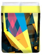 Abstract Sine L 16 Duvet Cover