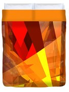 Abstract Sine L 17 Duvet Cover