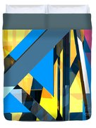 Abstract Sine L 18 Duvet Cover