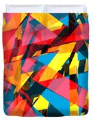 Abstract Sine P 13 Duvet Cover