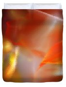 Abstract Under Glass Duvet Cover