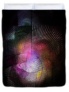 Abstract110111b Duvet Cover