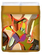 Abstract203 Duvet Cover