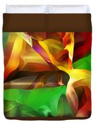 Abstraction 091412 Duvet Cover