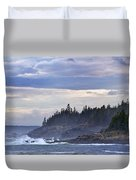 Acadian Cove Duvet Cover