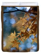 Acer Autumn Duvet Cover